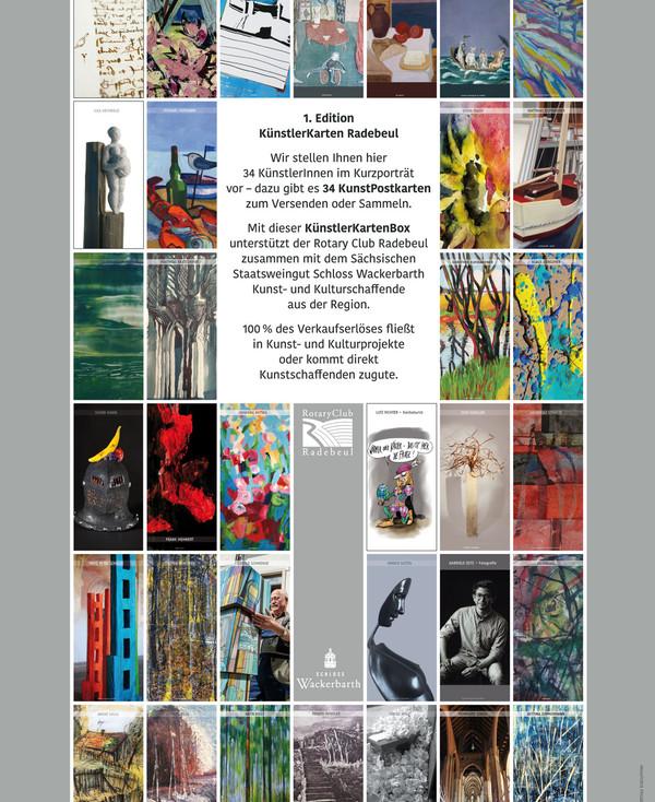 Poster mit 34 Titelbildern