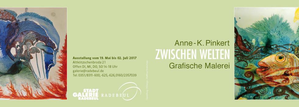 Einladungsfaltkarte Anne Pinkert