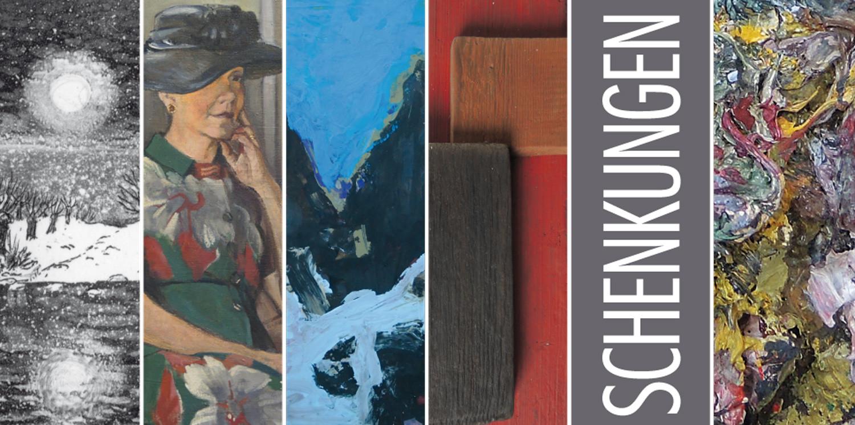 Einladung zur Ausstellung 25 Jahre Kunstsammlung Radebeul