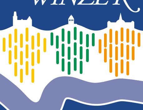 Wort-/Bildmarke Dachmarke für 3 Winzervereinigungen