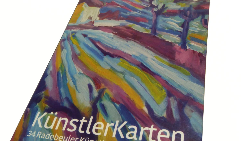 KünstlerKartenBox