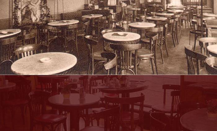 Festschrift - 100 Jahre Café Hartmann in Freiberg