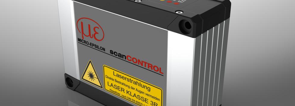 Sensor scanCONTROL_LLT30xx