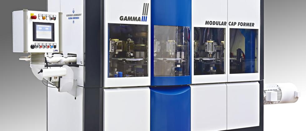 Modular Cap Former Gamma III