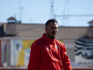 Luis Masero nuevo entrenador del Senior A hasta el final de la temporada.