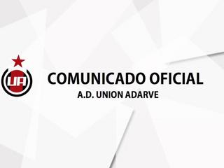 A.D. Unión Adarve condena la agresión sufrida el pasado domingo en Burgos.