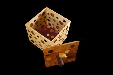 Dot Box III (open)