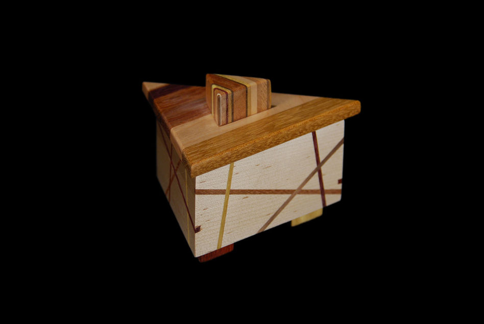 Rays III Tri Mini-Box