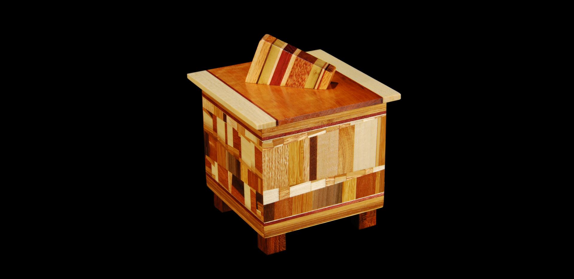 Art Mini-Boxes