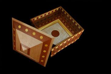 Ra Box (open)