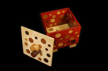 Dot Box I (Open)