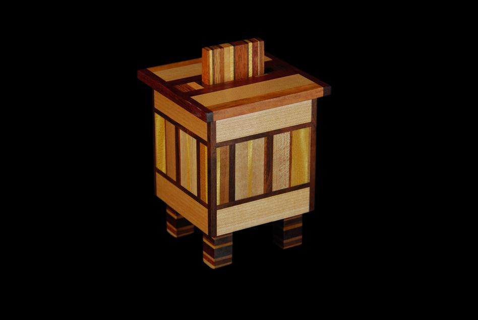Window I Mini-Box