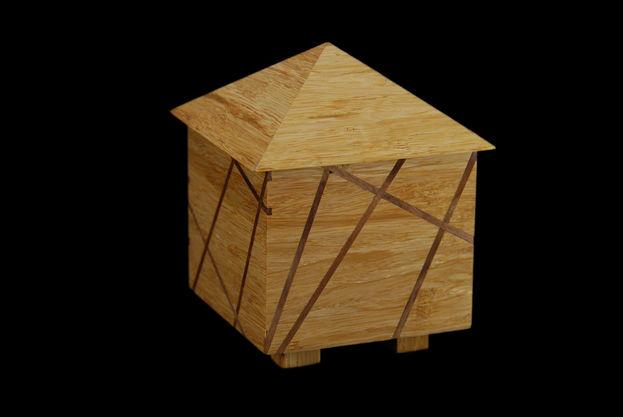 Rays Mini-Box Bamboo-Walnut 2018