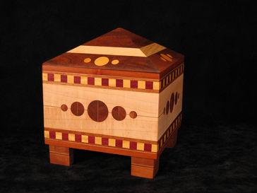 Geometric Box 2008-1