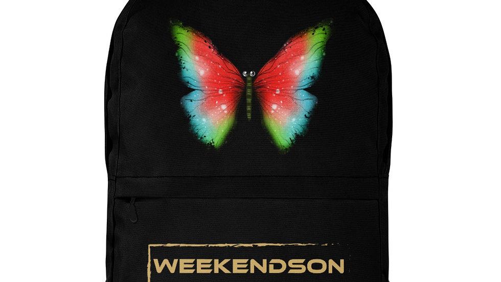 "Weekendson ""Trap Butterfly"" Backpack"