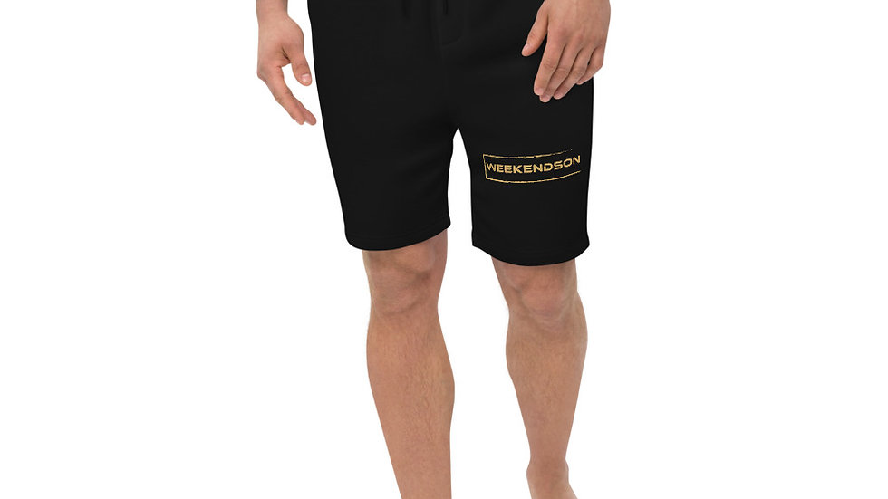 Weekendson Men's fleece shorts