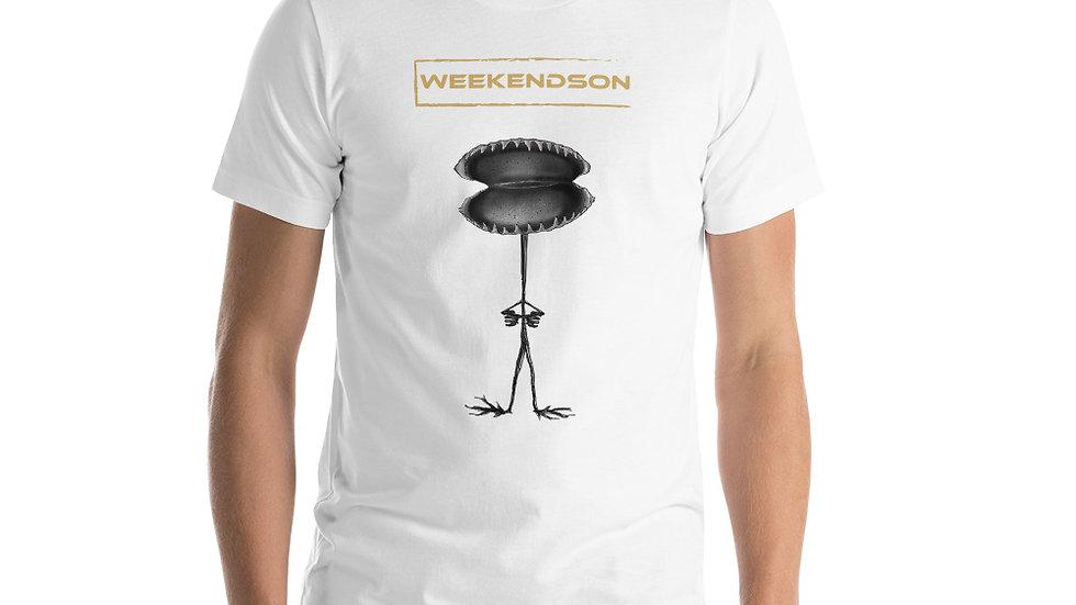 "Weekendson ""The Trap"" Plant Short-Sleeve Unisex T-Shirt"