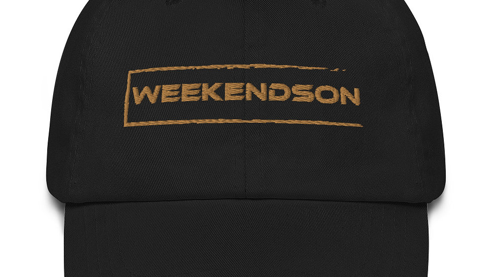 Weekendson Dad hat