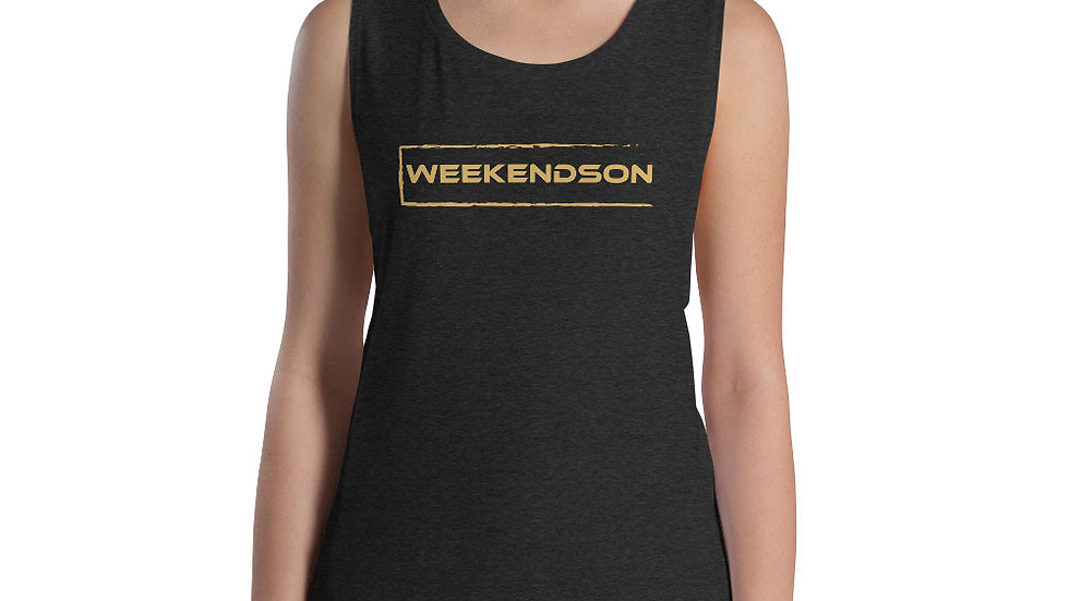 Weekendson Ladies' Muscle Tank