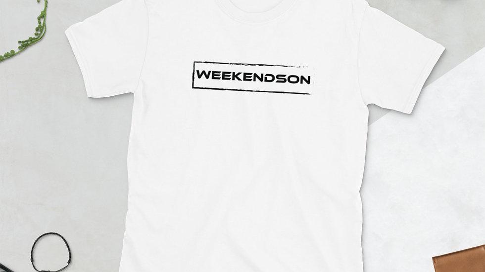 Weekendson Short-Sleeve Unisex T-Shirt