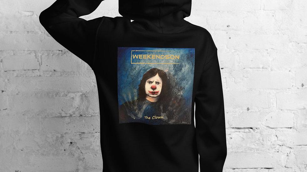 """Weekendson """"The Clown"""" Unisex Hoodie"""