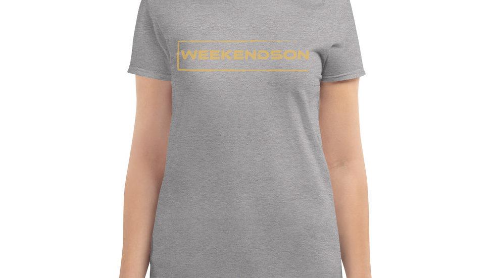 Weekendson Women's short sleeve t-shirt