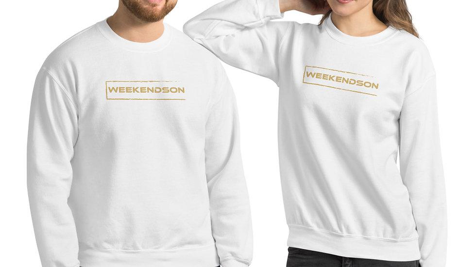 Weekendson Unisex Sweatshirt