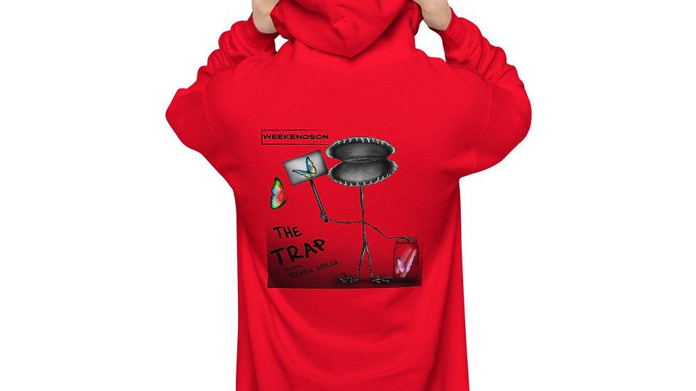 FLEECE Weekendson The Trap Unisex hoodie