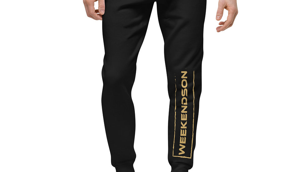 Weekendson Unisex fleece sweatpants