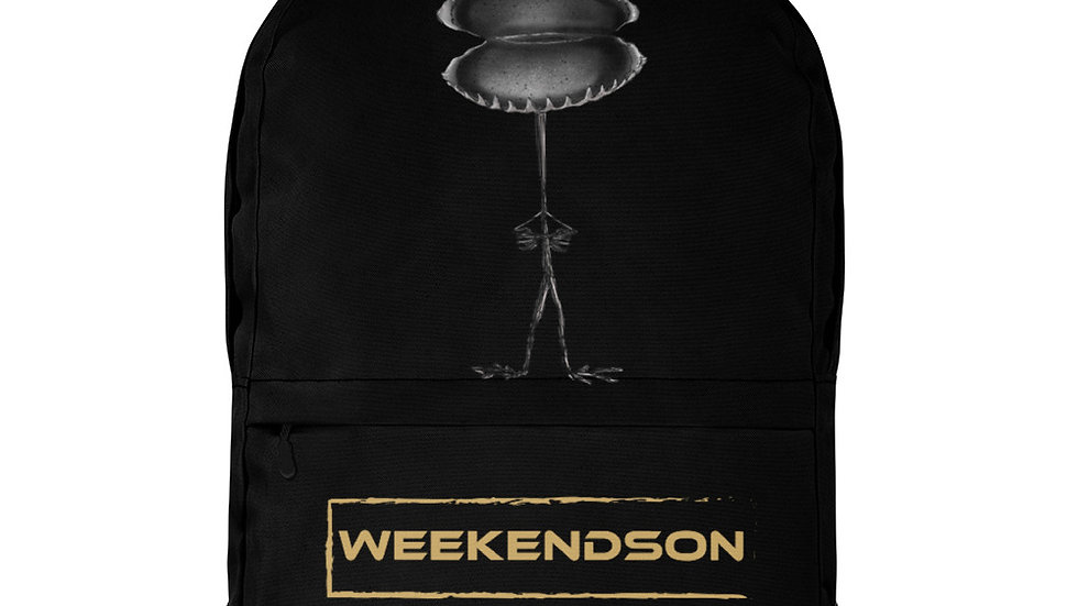 "Weekendson ""Trap Plant"" Backpack"