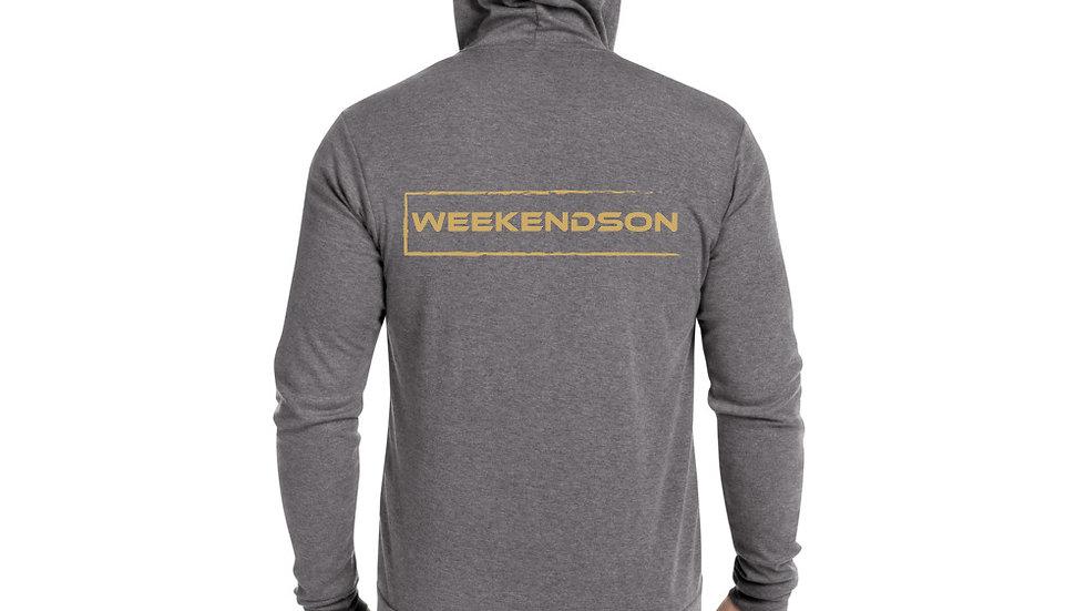 Weekendson Unisex zip hoodie