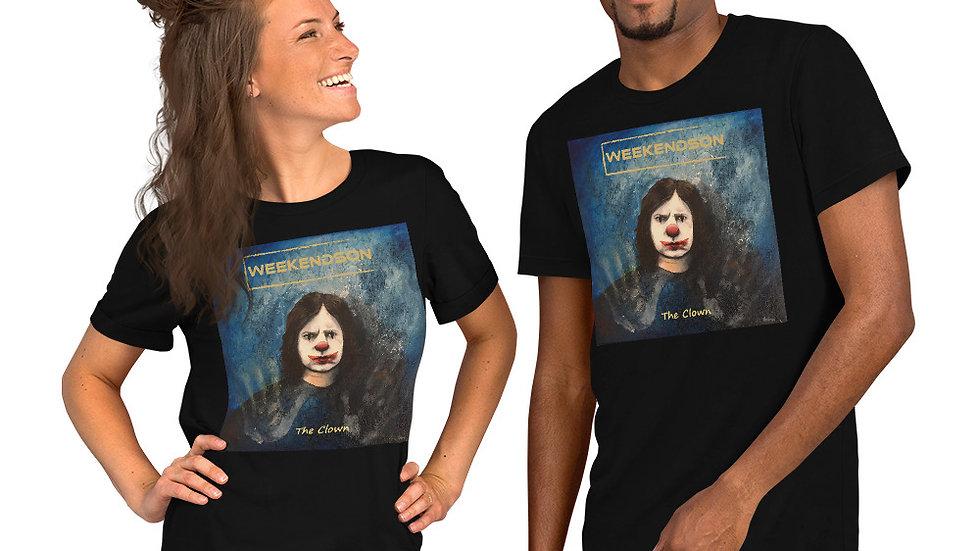 """Weekendson """"The Clown"""" Short-Sleeve Unisex T-Shirt"""