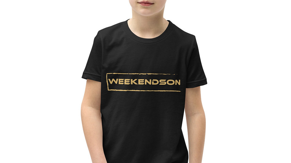 Weekendson Youth Short Sleeve T-Shirt