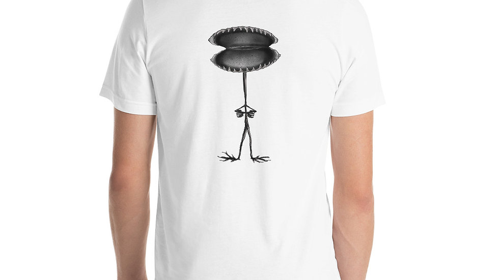 """Weekendson """"The Trap"""" Character Short-Sleeve Unisex T-Shirt"""