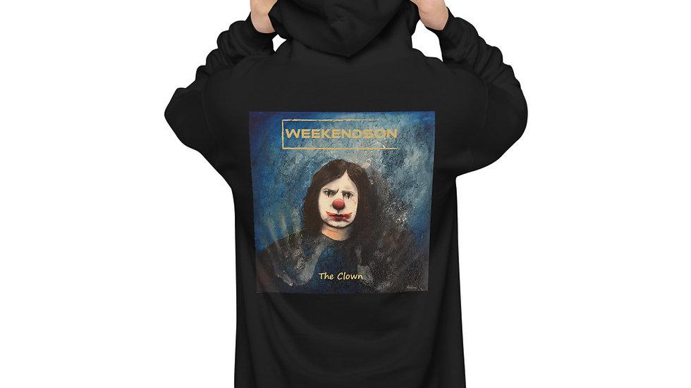"""FLEECE Weekendson """"The Clown"""" Unisex hoodie"""