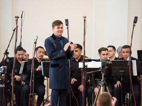 Видеоотчет со второго дня фестиваля к 80-летию Союза Композиторов РБ