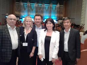 Конференция в Казахстане
