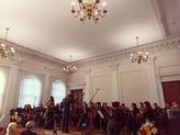 Национальный оркестр народных инструментов выступил на фестивале к 80-летию Союза композиторов РБ