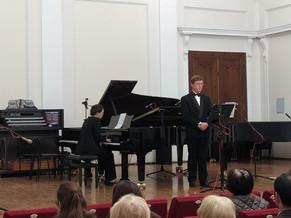 Юбилейный концерт Валерия Скобёлкина прошёл в рамках фестиваля башкирских композиторов