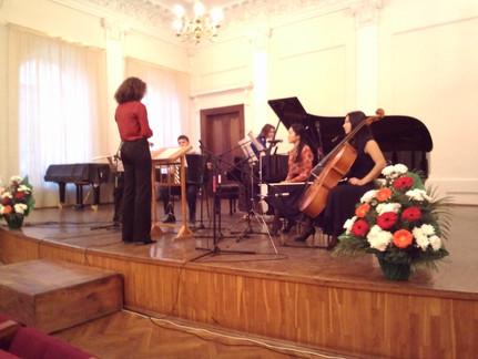 Камерная музыка фестиваля «Между Волгой и Уралом-2014»