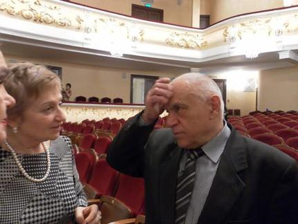 Фестиваль к 75-летию Союза Композиторов РБ