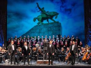 Фотоотчет с первого дня фестиваля в 80-летию Союза Композиторов Республики Башкортостан