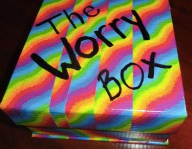 Worry box?