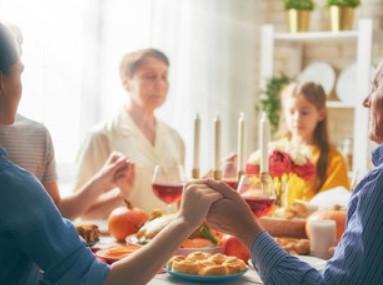 Spiritual feasting?
