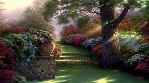 God's garden?
