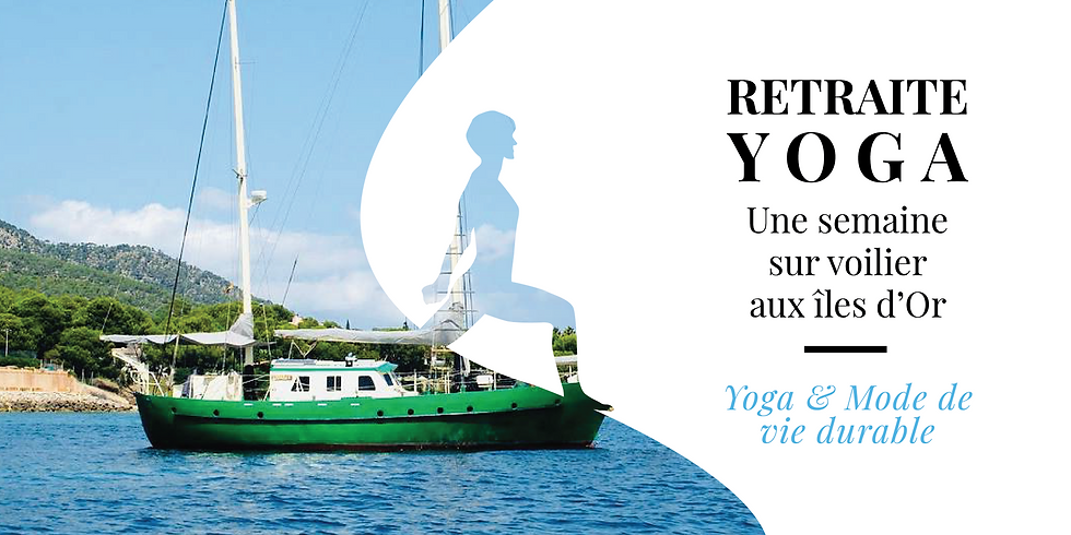 Retraite Yoga sur voilier : Ralentir, respirer, se relier aux éléments