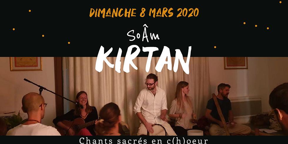 Kirtan : chants de mantras en choeur