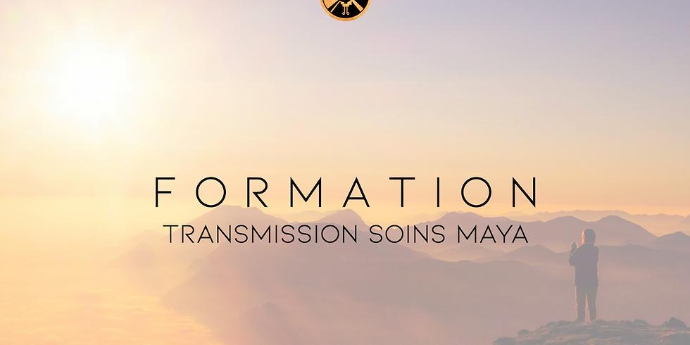 Wknd Soin Maya du Ventre, Hutte de sudation & Chants sacrés