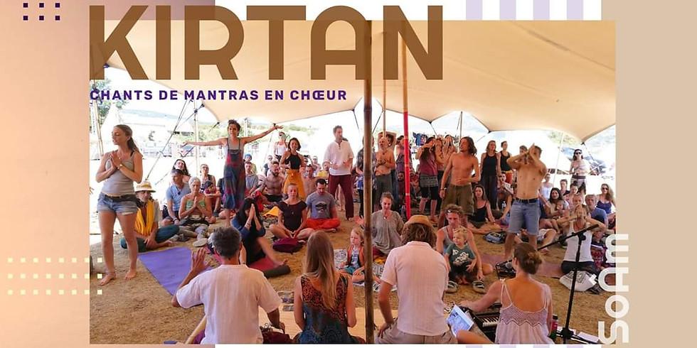 Kirtan - Chants De Mantras En Choeur