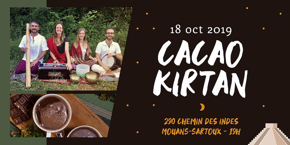 ❤ Cacao Kirtan ❤